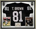 Tim Brown Football Cards, Rookie Cards and Autographed Memorabilia Guide 35