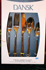 Dansk Bistro Cafe Flatware 20-Piece Set for 4 NIB