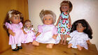 Corolle Dolls Lot of 5 France