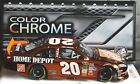 JOEY LOGANO #20 HOME DEPOT 2011 LIONEL COLOR CHROME DIECAST 1:24 STOCK CAR