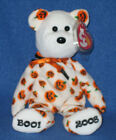 TY CARVERS the BEAR BEANIE BABY - HALLMARK EXCLUSIVE - MINT with MINT TAGS
