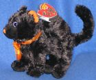 TY SCAREDY the BLACK CAT 2.0 BEANIE BABY - MINT TAGS - UNUSED CODE