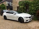 BMW M4 MNERAL WHITE 2015 7 speed DCT GREAT SPEC 19k miles