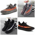 Mens Sneakers Outdoor Sport Gym shoes Breathable Running casual Athletic black
