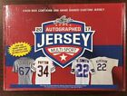 2017 Leaf Autographed Jersey Multi-Sport Edition Factory Sealed Hobby Box