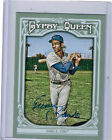 2013 Topps Gypsy Queen Autographs Guide 72