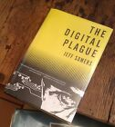 The DIGITAL PLAGUE Jeff Somers 2008 SCI FI Hardcover FREE US SHIPPING Rare