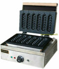 Commercial electric muffin French hot dog making machine waffle machine 220VONLY