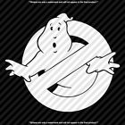 Ghostbusters Single Color Vinyl Decal Sticker TONS OF OPTIONS