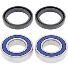 Ducati Monster S4RS Tricolore 2008 Front Wheel Bearings And Seals