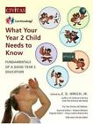 NEW What Your Year 2 Child Needs To Know Fundamentals Of A BOOK Paperback