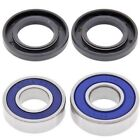 Yamaha YZ85 2002-2018 Rear Wheel Bearings And Seals YZ 85