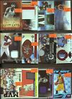 HUGE 1000 CARD PATCH AUTO JERSEY ROOKIE D INSERT SPORTS CARD COLLECTION LOT
