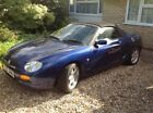 MG MGF low mileage Tahiti Blue