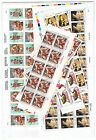 US 4000 FACE MINT NH POSTAGE LOT OF 22 32 CHRISTMAS STAMPS