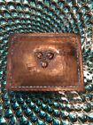 RARE EARLY Mark CRAFTSMAN STUDIOS Handwrought Copper Mission Arts