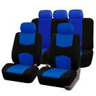 Universal Car Seat Covers Protectors Universal Washable Pet Full Set Front Rear
