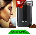 Electric Spice and Coffee Grinder w/Stainless Steel Blades 3-Ounce Fast grinding