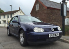 LARGER PHOTOS: Volkswagen Golf 1.9 TDI PD GT 5dr - Failed MOT : Spares or Repair