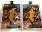 2017 17-18 PANINI INSTANT GREEN #14 LONZO BALL L.A. LAKERS RC ROOKIE CARD # 10