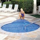 6X6 Ft SQUARE Spa Hot Tub Solar Blanket Cover 15 mil