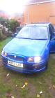 Rover MG zr 14 52 reg low mileage Mot May 2018 Gasket been done kn 52 lne