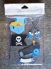 Pirate Scrapbooking Stickers Pirate Paper Crafts Decoration Pirate Party