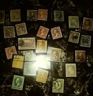 ABOUT 275 US STAMPS 140 UNUSED OR MINT 150 USED START DATE 1861 READ DESCRIp