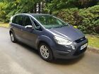 FORD S MAX ZETEC 16 TDCI 2012 12 PLATE FULL FORD SERVICE HISTORY 7 SEATS