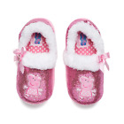 NEW NWT Peppa Pig Slippers Baby Toddler Size 5 6 7 8 9 10 11 12 S M L XL