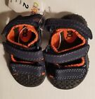 CIRCO ADIN baby boys Navy Orange SANDALS Shoes Infant Toddler Size 2 NEW