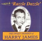 Razzle Dazzle by Harry James (CD, May-1994, Pearl)