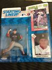 1993 Roger Clemens Starting Lineup Figure Boston Red Sox SLU