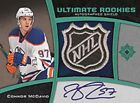 2015-16 UD ULTIMATE COLLECTION HOCKEY HOBBY BOX (NEW)