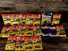 Huge Matchbox Vintage Lot Police Volkswagon Ambulance Etc
