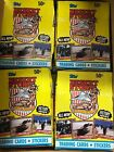 2 BOX LOT UNOPENED TOPPS DESERT STORM 36 PACKS COLLECTOR CARDS VICTORY SERIES