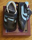 New Pediped Cliff navy Sky leather soft sole shoes12 18 moNWT