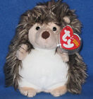 TY PRICKLES the HEDGEHOG BEANIE BABY - MINT with MINT TAGS - NEW 2010