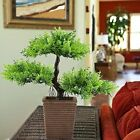Artificial Cedar Bonsai Trees Fake Home Office Decor Table Balcony Living Room