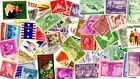 50 DIFFERENT Mint Never Hinged US Postage Stamps From 1920s to 2017 Group 2