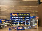 Huge Vintage Hot Wheels Gift Set Mixed Lot