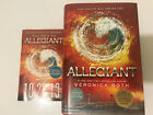 SIGNED IN PERSON VERONICA ROTHALLEGIANT Divergent Series 1S 1ST HC+PICS+XTRAS