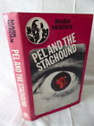 Mark Hebden PEL AND THE STAGHOUND hamish hamilton 1982 crime 1st first edition