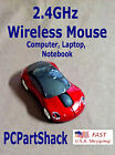 2.4GHz Wirless Mouse Car Wireless Gaming Mouse Optical Computer Mouse USB Mouse