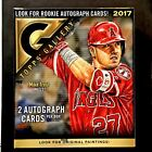 2017 Topps GALLERY Hobby box Walmart EXCLUSIVE - 100 Cards and 2 Autos per Box!