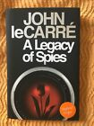 A Legacy of Spies by John Le Carre Signed1 1 With Chapbook And Blu Ray