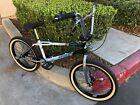 BMX/Freestyle Haro Retro Sport 2017 custom build