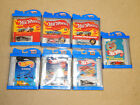 Hot Wheels 30th Anniversary Lot of 7 Auburn 32 Ford Side Kick Vicky XT 3 Sweet