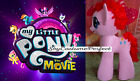 FREE WW SHIP 2017 Movie My Little Pony Pinkie Pie Mascot Costume Cosplay PLUSH
