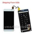 White LCD Touch Screen Digitizer For Alcatel One Touch Idol X+ Plus 6043 6043D